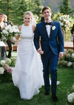 Special Jewel Sleeveless Mermaid Backless Floor Length Wedding Dress