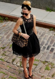 Ball Gown Jewel Short Lace Homecoming Dress