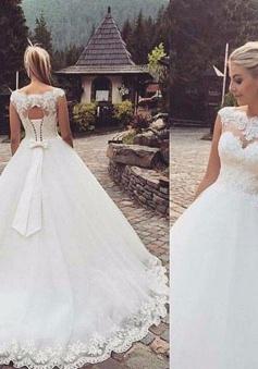 Sleeveless Wedding Dresses