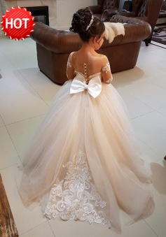 99641eed9 Flower Girl Dresses - Wisebridal.com