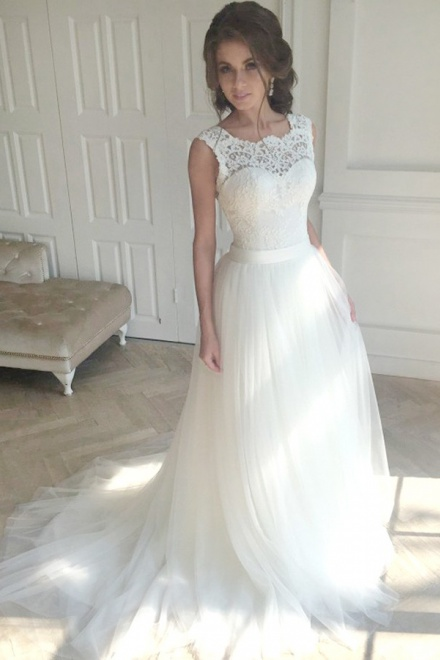 Wedding Dresses W Lace
