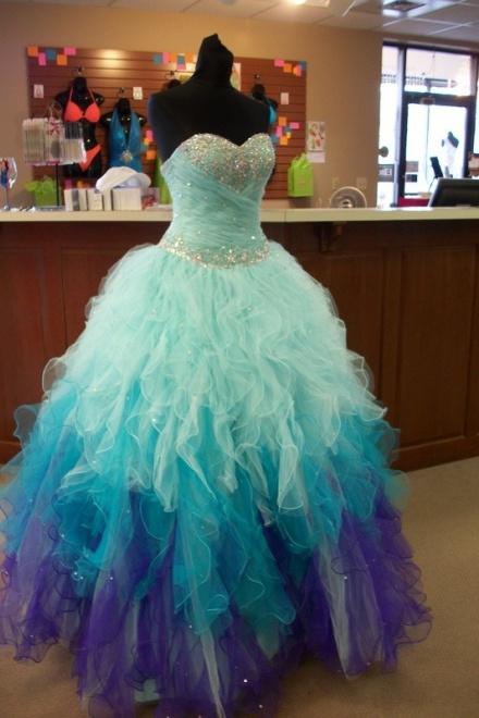 Ball Gowns Sweet Sixteen