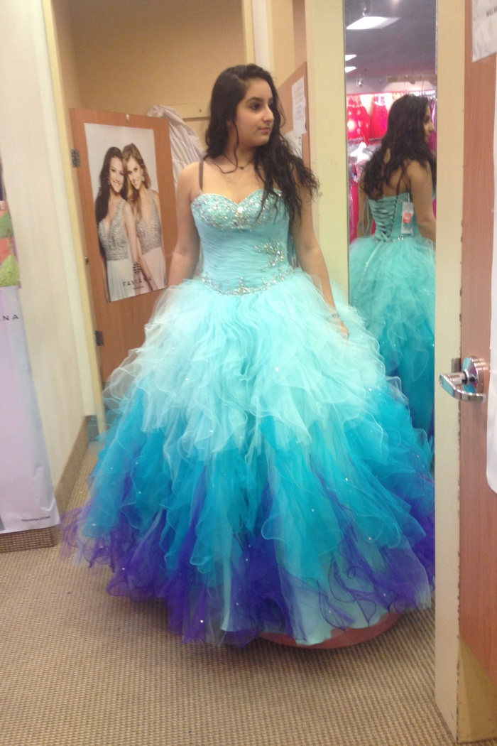 Simple Dress Handmade Sweetheart Tulle Ball Gown Quinceanera Dresses ...