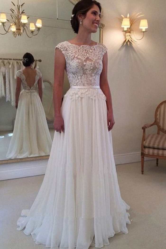 Lace Wedding Dress Sale
