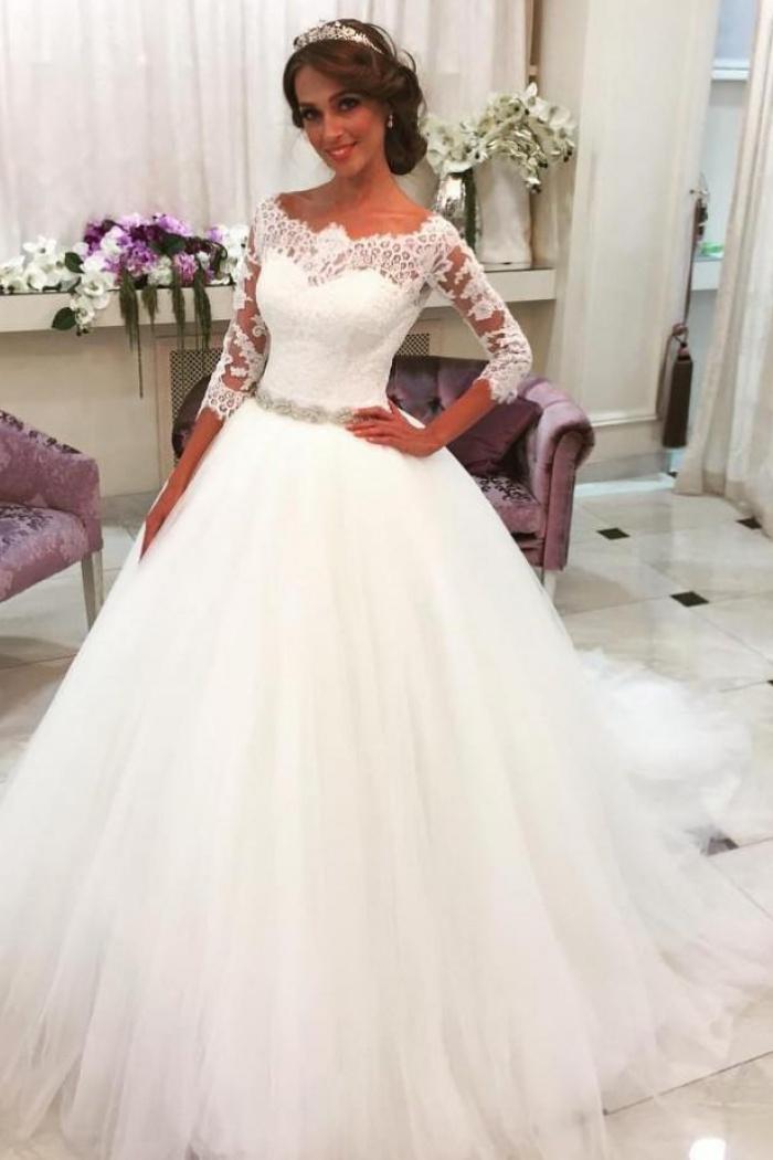 Tulle Skirt Over Wedding Jurk Coupon Code 1c0fc F2c74