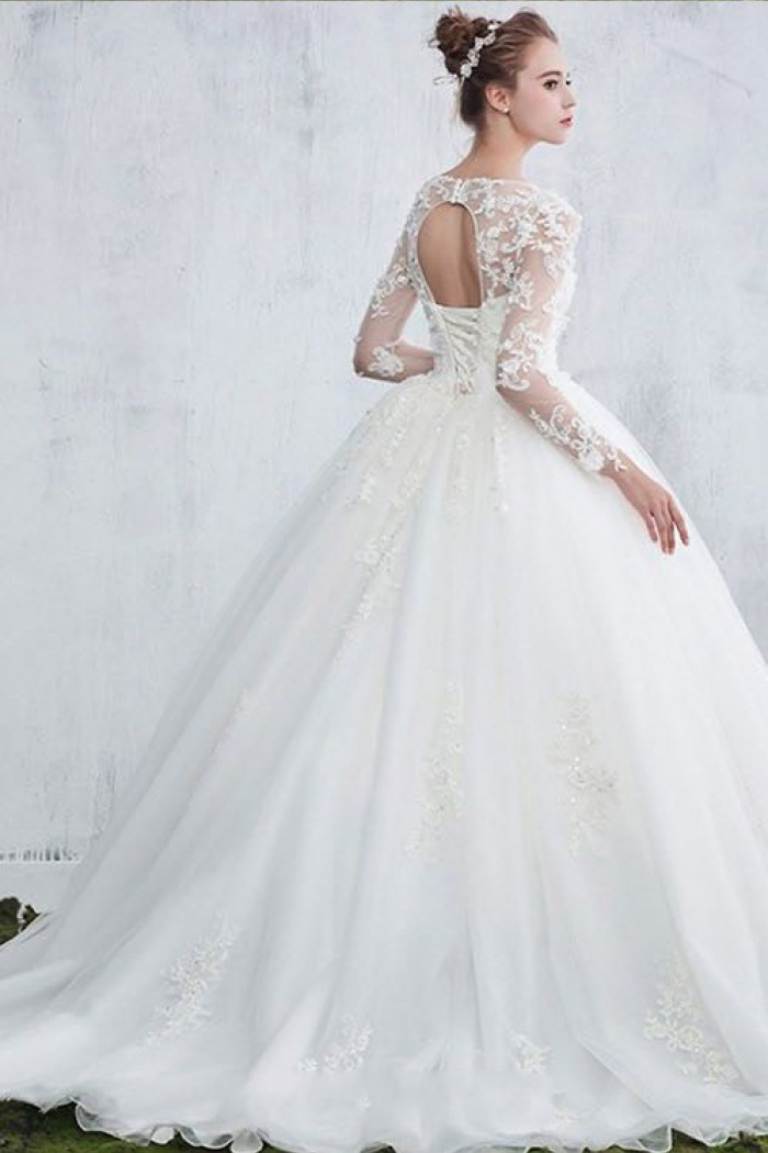 Ball Gown Long Sleeve Lace Wedding Dress 51 Off Astecambiental Com Br,Wedding Flower Girl Dresses Philippines