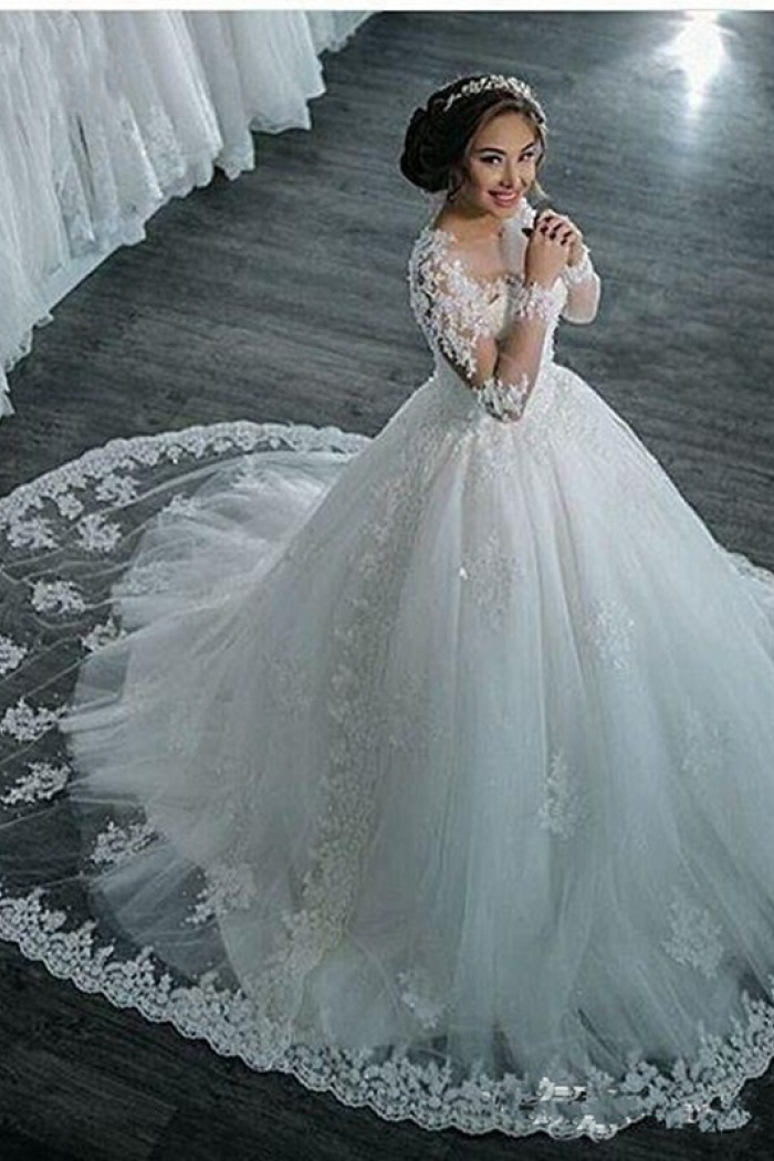 Ball Gown,Wedding Dresses - Wisebridal.com