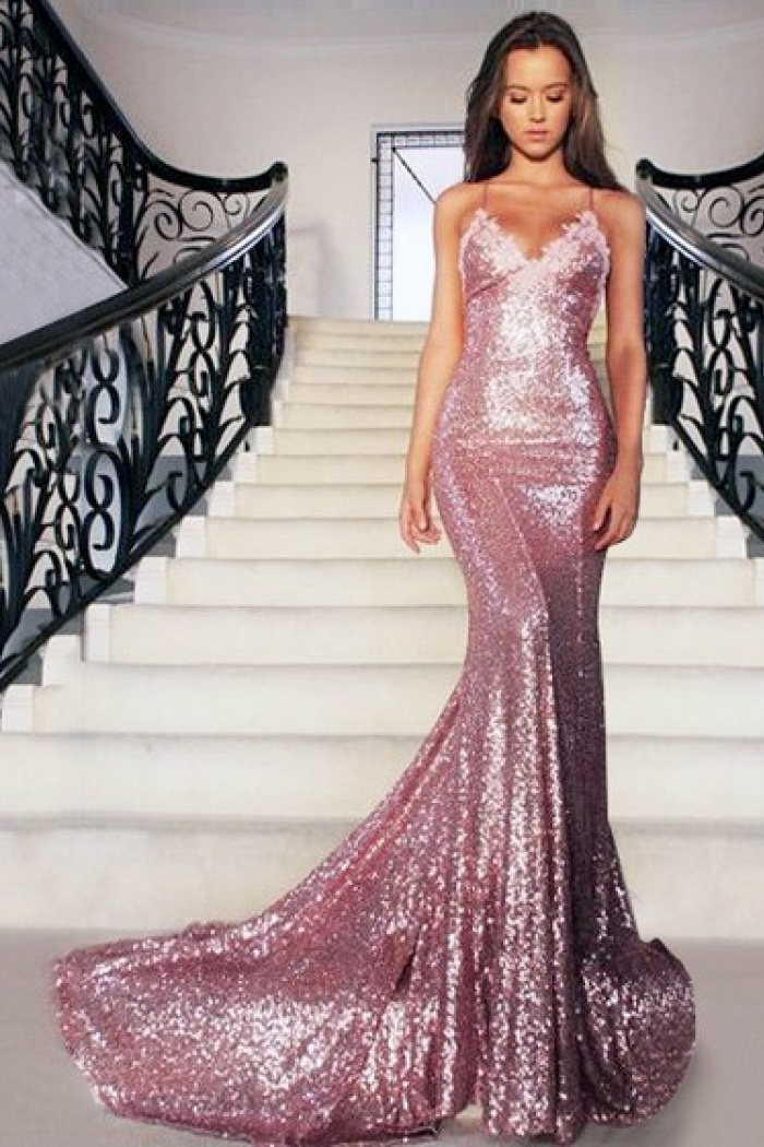 Open sexy prom dresses