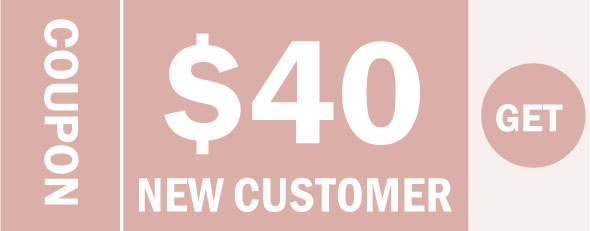 New Customer Get $30 Coupon